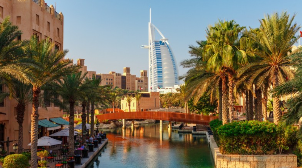 Best visiting places in Dubai